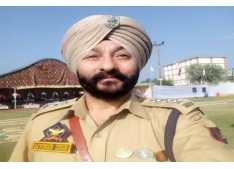 Ex DSP Davinder Singh's construction adjoining Army boundary: Misuse of powers