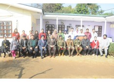 IGP Jammu,DIG Jammu visit Drug de-addiction Centre