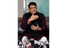 Advisor Khan hopes Goyal will act as JK's ambassador at Centre to project UT's demands