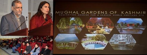 Steps being taken to bring Mughal Gardens on UNESCO heritage site: Muneer-ul-Islam