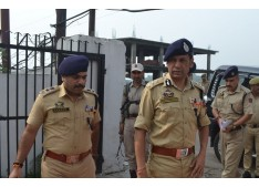 IGP Jammu Mukesh Singh reviews Security arrangements for RepublicDay-2020