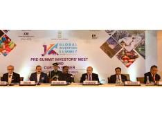 Pre-summit investors' meet of J&K Global Investors' Summit 2020 held in Delhi ; Jammu and Kashmir to become an economic paradise for investors: LG Murmu