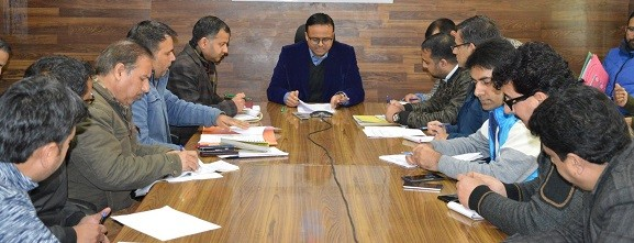 DDC Doda reviews arrangements of National Voters Day Celebrations