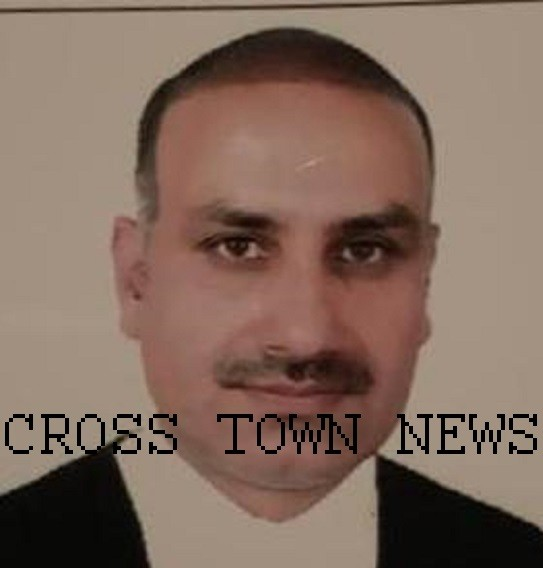 Supreme Court Collegium recommends  elevation of Javed Iqbal Wani as Justice of J&K High Court