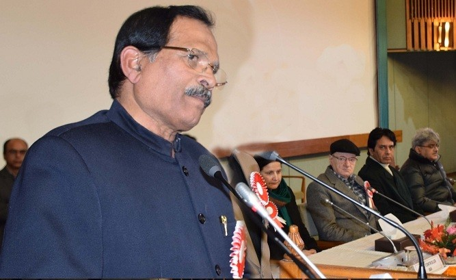 50 bedded AYUSH hospitals to be setup in every district of J&K: Shripad Nayak