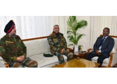 Army Chief calls on LG J&K; discusses important issues