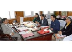 Govt keen to promote, uplift MSMEs in J&K: Dwivedi