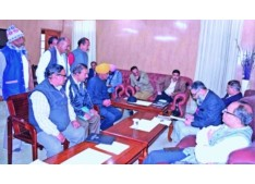 Rohit Kansal, Manzoor listen to public grievances