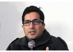 Former IAS Officer Shah Faesal booked under PSA