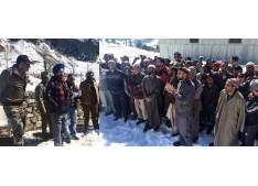DC Kishtwar conducts extensive tour of Marwah Sub-Division