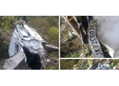 Two Police officers died in an accident