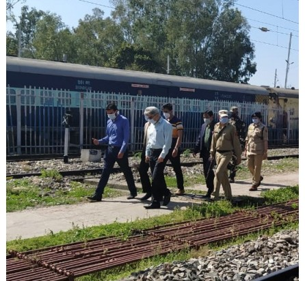 Covid 19 J&K: Govt to convert railway coaches into isolation wards: Atal Dulloo