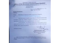 Divcom directs DC to enquire in issue of mishandling of Employees of Power department
