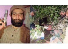 Terrorist hideout busted in Budgam district; Top operative Zahoor Wani among Five arrested