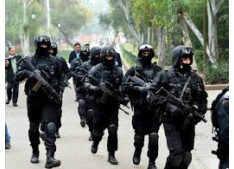 Terrorist attack on CRPF, one jawan martyred