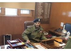 IGP Kashmir promotes 55 ASIs to the rank of SIs