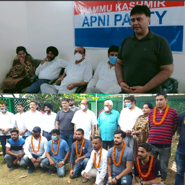 Youth in distress due to lack of employment opportunities: Apni Party