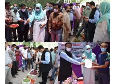 Doda: DDC inaugurates Kissan Mandi at Rural Haat, Pranoo