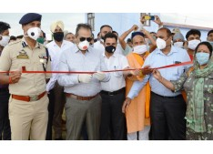 Advisor Baseer Khan inaugurates RDD works, inspects development projects at Kathua