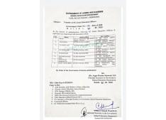J&K Govt orders transfers and postings of ZEOs