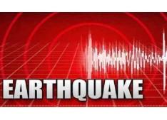 Earth Quake hits Katra region in J&K again; 3rd time in three days