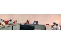DDC Samba reviews progress under District Capex budget, B2V, BADP, languishing projects