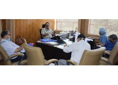 Navin chairs NMSA, NeGP-A Committees meeting; Rs 3703.17 Lakh approved for the year 2020-21 under NMSA, NeGP-A