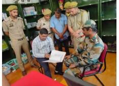 Excise Commissioner raids Unit canteen