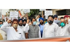 BJP govt has failed India in its hour of need — both economy and people: Congress protests in Jammu