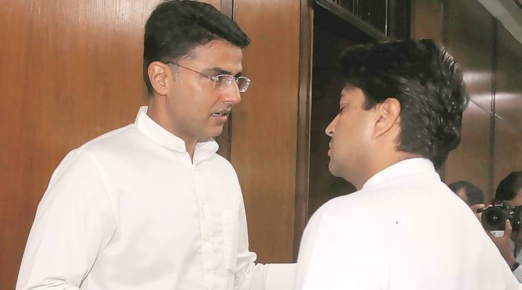 Sachin Pilot removed as Dy CM,  Rajasthan Congress chief