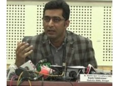 Restrictions imposed in Kashmir Valley, markets shut