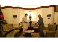LG Ladakh calls on MOS Home amid tension between India & China