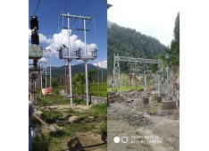 Kashmir Power achievement: Machil gets Electricity from grid first time since 1947