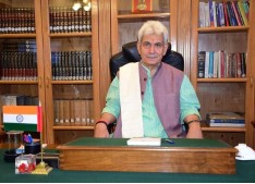 LG, Manoj Sinha to chair Administrative Council meet today