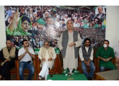 PDP holds first meeting since Article 370 abrogation in J&K
