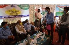 CS launches Block Diwas at Kanihama Budgam