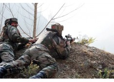 Two militants killed, operation on