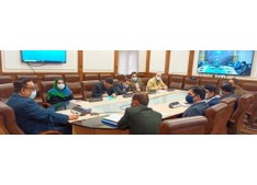 Navin Choudhary discusses promotion of Agri-Export from J&K with APEDA