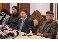 Altaf Bukhari urges PM/HM to grant statehood status to erstwhile state of J&K