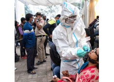 102 people found infected with UK strain of coronavirus: Health Ministry