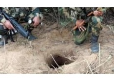 BSF detects one more Tunnel along India Pakistan border