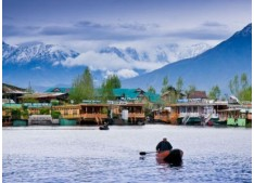 Srinagar records  lowest minimum temperature in 25 years