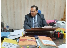 Saurabh Bhagat reviews Online Services, State Business Reforms Action Plan 2020-21 of L&E Deptt