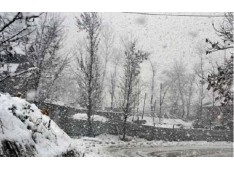 Snowfall likely in J&K, Ladakh over the next 5 days