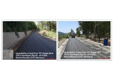 District Udhampur tops in execution of PMGSY roads