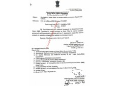 Shailendra takes the lead in J&K: Nominates Nodal Officer to oversee updation process on websites