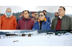 Rs. 100 Crore to be spent for infrastructure development of Doodhpathri, Yousmarg, Tosamadaan