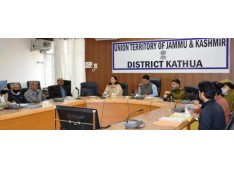 DC Kathua chairs CAB meeting to review Child Protection measures