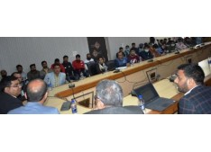 DC Rajouri asks for cent percent coverage of beneficiaries under SEHAT Scheme in one month