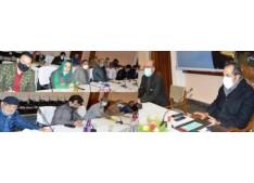 Advisor Baseer Khan asks for timely disbursement of MGNREGA payments